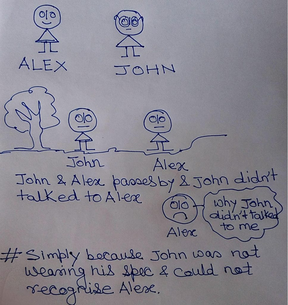 alex and john story